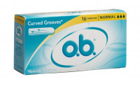 OB tampons Tampons Normal 16 Stück