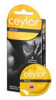 Ceylor Gold Präservativ mit Reservoir, 6 Stk