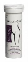Multi-Gyn douche vaginal + comprimés effervescents Brausetabletten, 10 Stk