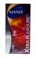 Manix Skyn préservatifs Gleitgel 3 x 4.5 g