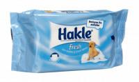 Hakle Humide propreté sensible Feucht Pflegende Sauberkeit Travel 12 Stück