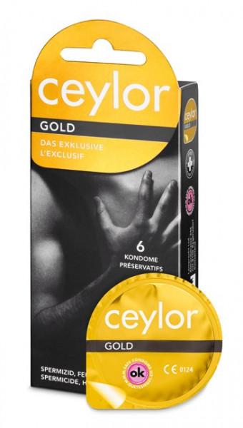 Ceylor Or préservatif