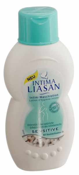 Intima Liasan Intim Waschlotion
