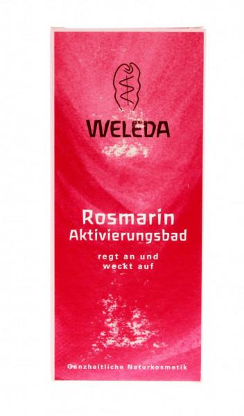 Weleda Rosmarin Aktivierungsbad
