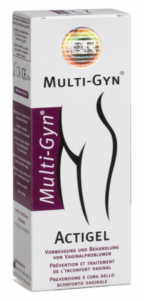 Multi-Gyn douche vaginal + comprimés effervescents