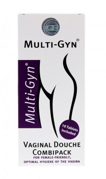 Multi-Gyn Vaginaldusche + Brausetabletten