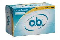 OB Tampons Normal Box 40 Stk, Normal, 40 Stk