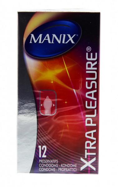 Manix Xtra Pleasure Präservative