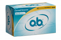 OB tampons Normal Box 40 Stk Normal, 40 Stk